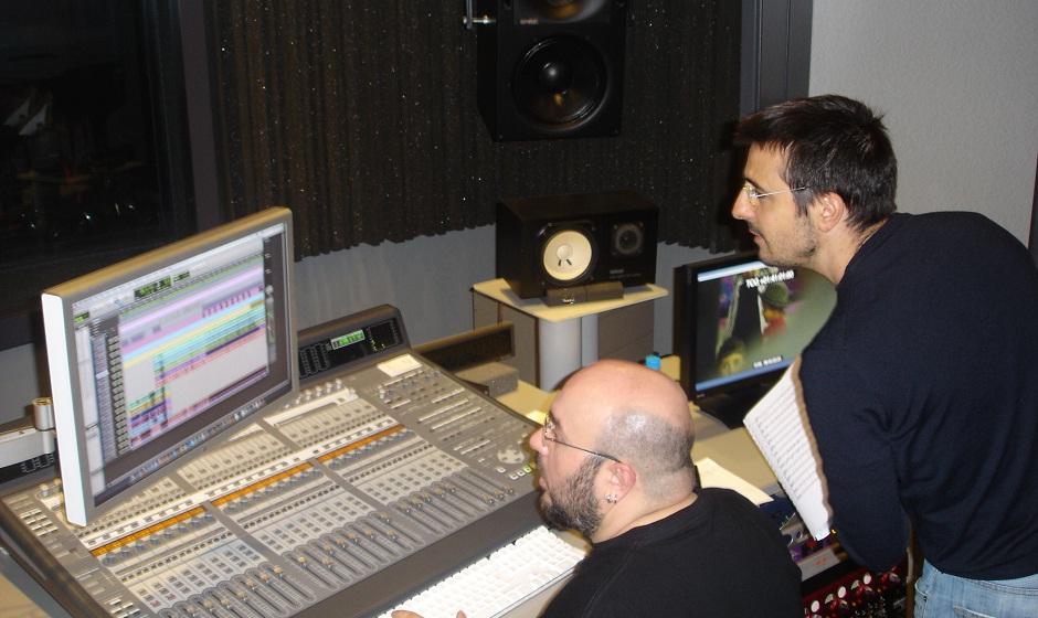 Mehmed Binay and Paolo Poty