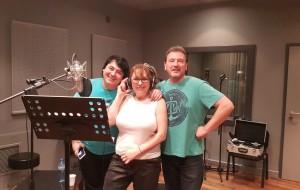 Margarita Hranova, Milen Makedonski and Ivan Boshev