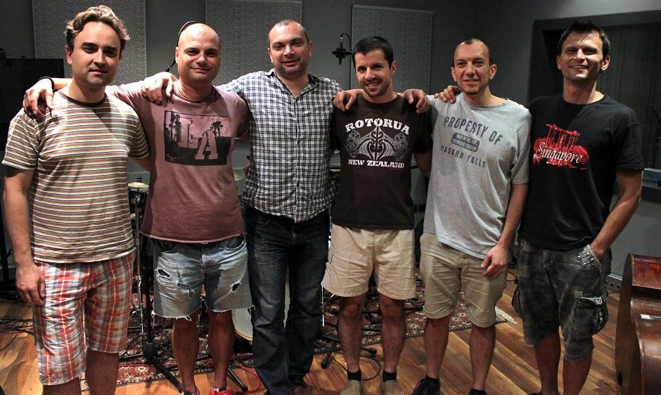 Borislav Petrov and friends