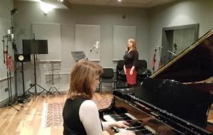 Maria Shoteva and Boriana Lambreva at Pekarnata